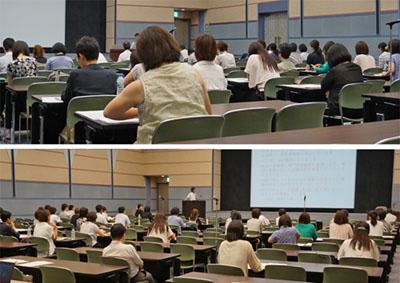 2017年7月30日大阪での筋ジストロフィー関連職種セミナー
